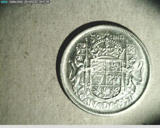 1957 Canada Half, .3000 oz  Silver, High Grade   (Can-295)
