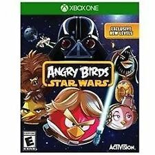 Angry Birds Star Wars (Microsoft Xbox One, 2013) Brand New Factory Sealed