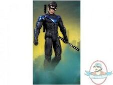 Batman Arkham City Action Figure Series 4 04 Nightwing Dc Collectibles