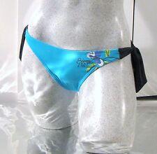 banana moon slip de bain femme**taille 40/M  bleu palka mercury NEUF26€ sacrifié