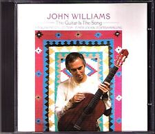 John Williams: the guitar is the canzone Queen of Hearts Music Box Tune CBS CD AAD