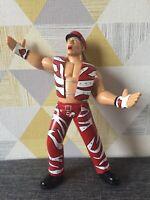 Shawn Michaels WWE Heartbreak Kid Wrestling Figure 2007 Jakks Wrestlemania