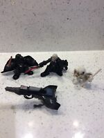 STAR WARS - Mini Action Figure LFL Hasbro Collectible Toy Bundle.