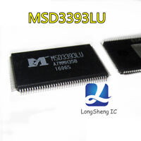 5PCS MSD3393LU LQFP128 New Best Offer original =MSD3393LUC