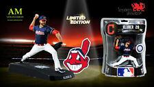 IMPORTS DRAGON MLB - CLEVELAND INDIANS - COREY KLUBER LIMITED FIGUR NEU/OVP