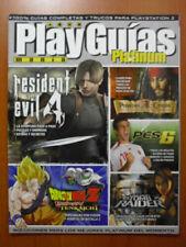 Guides de stratégie et de triche de Resident Evil