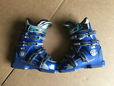HEAD Ezon Bys High Performance Ski Shoe Blue Size (24.5G) US Mens 6.5 Women 8.0
