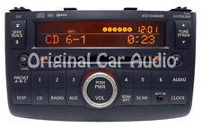 2008 2009 08 09 10 2010 Nissan ROGUE Radio MP3 AUX IN 6 Disc CD Changer PY05D