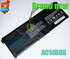 AC14B8K AC14B3K Battery for Acer Aspire E3-111 ES1-511 ES1-512 V3-371 E5-771G