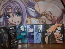 Darker Than Black Vol 1,2,3,4,5,6 Complete Season 1 LE Collection Anime DVD NEW
