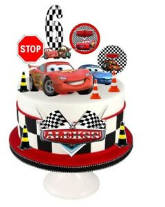 Cake Topper Cars Description / Topper Cars / Cake Decoration Cars.