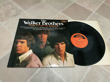 """THE WALKER BROTHERS - 1976 - """"MAKE IT EASY ON YOURSELF"""" - CONTOUR - CN2017"""