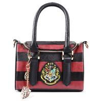 Harry Potter Hogwarts Gryffindor Crest Handbag Satchel Womens Shoulder Bag 9