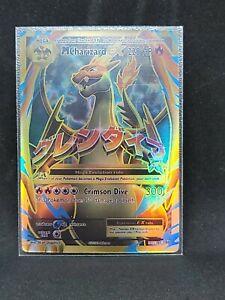 M Charizard EX 101/108 Evolutions Holo Rare NM/M Pokemon Card