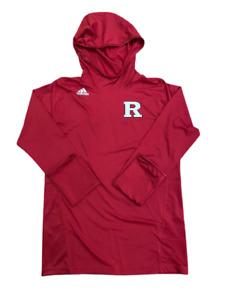 Adidas NCAA Rutgers Training Top Red CZ7799