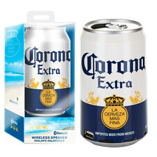 Corona Portable Rechargeable Can-Shaped Bluetooth Speaker