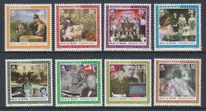 Isle Von Mann - 2011, Genealogie Set - MNH - Sg 1640/7