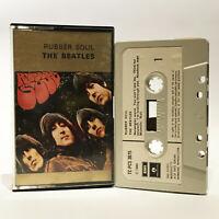 The Beatles - Rubber Soul - Near Mint Cassette - Parlophone - TC-PCS 3075