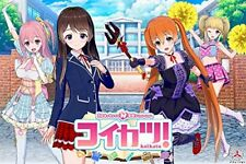 Windows PC Japanese Game Illusion Koikatsu Kawaii Japan New