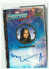 Marvel Guardians of the Gakaxy Vol 2 Autograph Card MT7 Pom Klementieff Mantis
