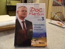 DOC MARTIN-DOC MARTIN SERIES 3  DVD NEW