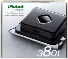 New in Box IRobot Braava 380t Floor Mopping Robot B380020