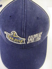 New Unique Blue San Jose State Baseball Style Cap by The Game