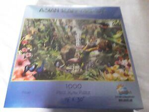 Puzzle  1000 Piece  . Asian  Rainforest,