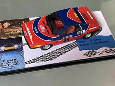 NEW 1 43  LANCIA BETA MONTECARLO N 46 RALLY WRC MONTE CARLO 1977