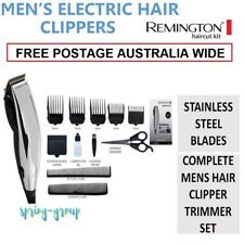 Remington Mens Hair Clippers Electric Haircut Grooming Trimmer Cut Men Boys NEW