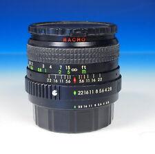 Porst 2.8/28mm GMC WW-MACRO X-M Lens Objektiv für Fujica - (200587)