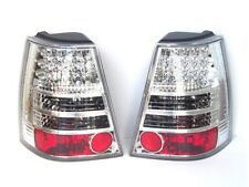 LED Chrome VW Borra Golf IV MK4 Variant 1997-2006 Chrome Rear Tail Lights 1 Set