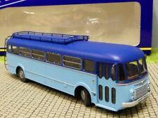 1/87 Ree Modeles Renault R4190 Bus blau hellblau CB-123