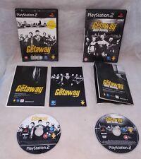 The Getaway & The Getaway Black Monday BLACK LABEL (Sony Playstation 2 bundle)