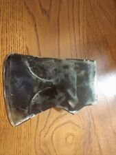 Vintage True Temper Kelly Perfect Axe Head, Jersey Pattern, Phantom Bevels