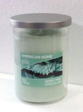 NEW YANKEE CANDLE American Home  Jar Candle 11 oz Merry Mint Chocolate