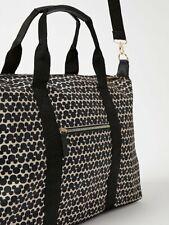 Disney Mickey Mouse Logo Print Holdall Bag BRAND NEW