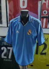 Maillot jersey shirt real madrid france om zidane 1999 2000 99/00 vintage XL