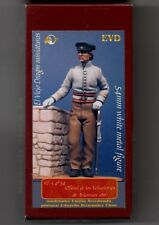 EL VIEJO DRAGON MINIATURAS C4F34 - OFICIAL DE LOS VOLUNTARIOS DE ARKANSAS 1861