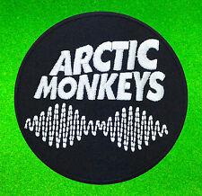 Arctic Monkeys Music Rock Band England Jacket Shirts Embroidered Iron On Patch