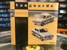 Vanguards Ford Escort RS2000 1974 Avon Tour Twin Car Set 1/43 MIB Ltd Ed FE1002