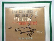 The Curious Incident of the Dog in the Night-time Mark Haddon (6CD-Audio) Mint