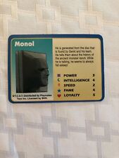 1999 Monster Rancher Collectible Card Game Toy Inserts #NoN Monol Gaming 0b5