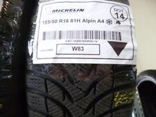1x Winterreifen MICHELIN 185/50 R16 81H Alpin A4 DOT14 - 6.5mm