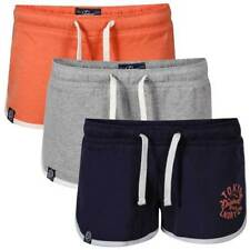 Patternless Low Sporty Shorts for Women