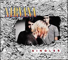 Nirvana - Singles  Geffen Records – GED 24901   NEU+VERSCHWEISST/SEALED!