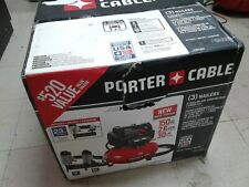 Porter-Cable 6 Gal. 150 PSI Portable Electric Air Compressor kit pcfp3kit