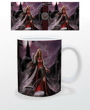 ANNE STOKES-BLOOD MOON 11 OZ COFFEE MUG TEA CUP ARTIST DUNGEONS & DRAGONS GAMER!