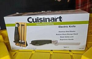 Cuisinart Electric Knife Model CEK-40 EUC