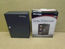 Master Lock Medium Key Storage Box For 50 Keys KB-50Ml
